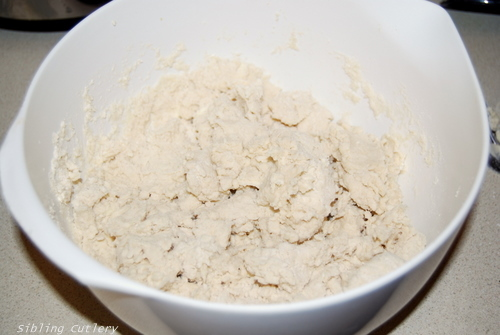 shorcake dough