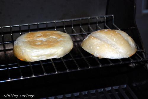 Hell buns hot