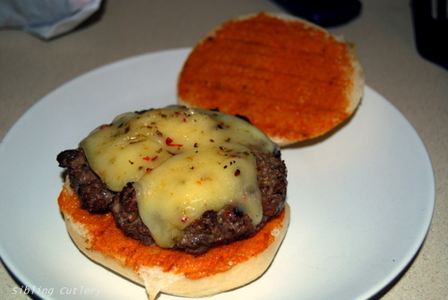 Hell burger assemble 1