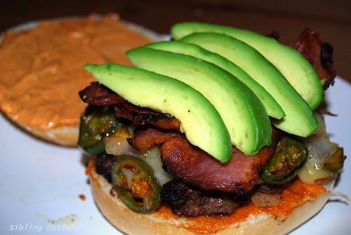 Hell burger assemble 4