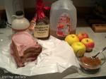 apple chop ingredients