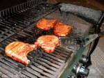 grillin' pork